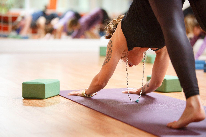 vinyasa yoga en barcelona