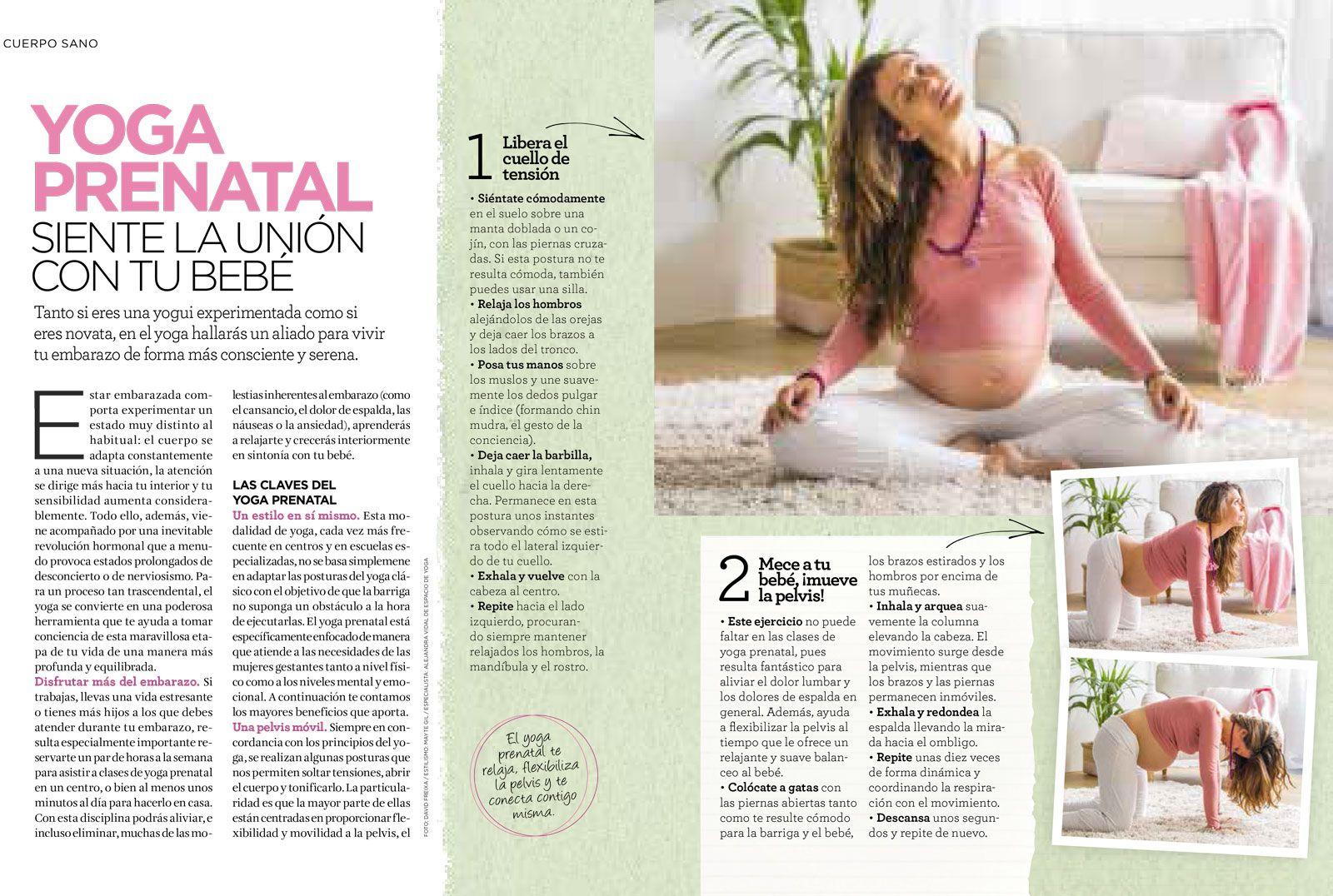 Espacio de Yoga Embarazo