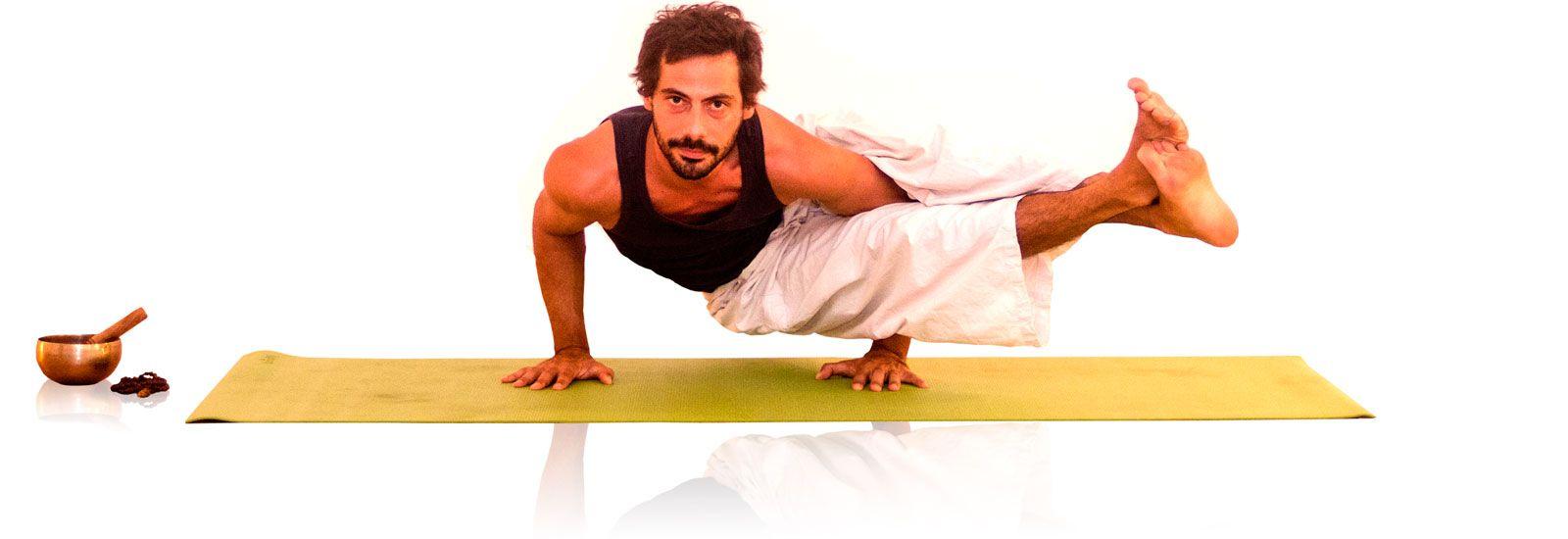 Practicar Yoga te hace bien